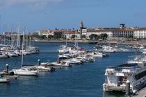 Jachthafen von Ponta Delgada