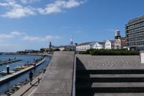 Hafen und Altstadt von Ponta Delgada
