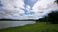 Wolkenstimmung über dem Lagoa das Furnas