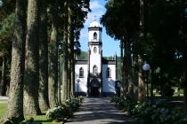 Kirche in Sete Cidades