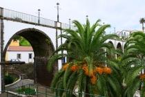 Nach seinen sieben Bögen heißt die Brücke Ponte dos Sete Arcos