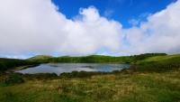 Kratersee Lagoa da Lomba