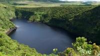 Kratersee Lagoa Comprida