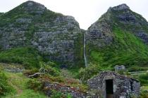 Hoher Wasserfall