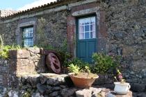 Altes Steinhaus in Cuada