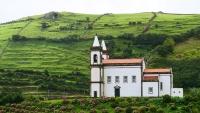 Kirche von Fazenda de Santa Cruz
