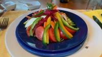 Der sehr bunte Salat
