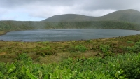 Kratersee Lagoa Funda