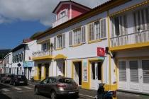Diverse Häuser und Geschäfte in Lajes do Pico