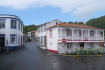 Hauptplatz in Calheta de Nesquim