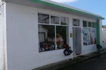Kleiner Supermarkt in Calheta de Nesquim