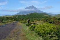 Schön langsam bekommt der Pico wieder seine Wolken