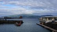 Das war das Ziel meines heutigen Tagesausflugs - die Insel Faial