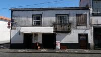 Ein typisches Cafe auf den Azoren