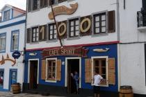 Das Peter Cafe Sport ist eine Institution auf den Azoren