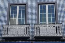 Schöne, alte Balkone