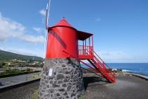 Pseudo-Windmühle an der Avenida do Mar