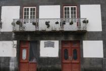 Altes Haus in Lajes