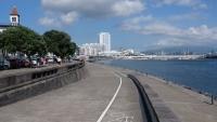 Am Hafen von Ponta Delgada