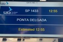 Ponta Delgada auf Sao Miguel war mein heutiges Tagesziel