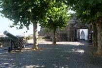 Hier war das Azorenmuseum untergebracht