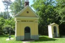 Madonna De Lourdes Kapelle nahe Großengersdorf