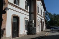 Bahnhofsgebäude Neubau-Kreuzstetten