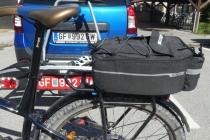 Meine neue Fahrrad-Kühltasche für den Gepäckträger