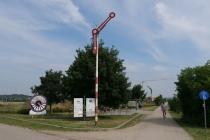 Fahrrad Rastplatz nahe Hagenbrunn