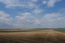 Weite Felder Richtung Ollersdorf