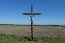 Altes Holzkreuz nahe Ebenthal