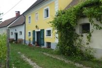 Weinkeller im Ort Frättingsdorf