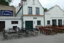 Heurigenbetriebe in der Kellergstetten in Poysdorf
