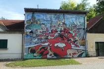Graffity Weinkeller in Auersthal