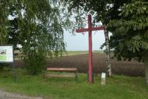 Rotes Kreuz nahe Auersthal