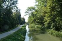 Wiener Neustädter Kanal bei Kottingbrunn