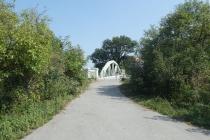 Radweg nach Himberg
