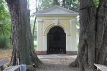Kapelle ein Stück außerhalb von Lay an der Thaya
