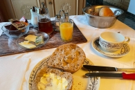 Mein heutiges Frühstück