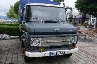Alter Opel-Truck