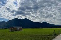 Wolkenstimmung über Oberbayern