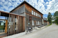 Torfbahnhof in Rottau