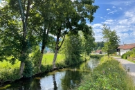 Kleiner Fluss in Hinterbichl