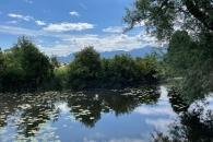 Landschaft in Oberbayern