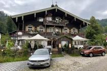 Gut erhaltenes, altes Gasthaus in Reit im Winkl