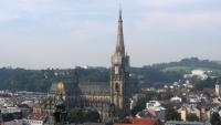 Der große, Linzer Dom