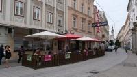 Cafe Jindrak - angeblich wurde von dieser Familie die Linzertorte erfunden