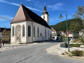 Kirche in Lunz am See