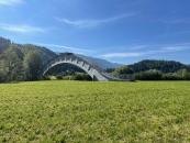 Interessante Brücke