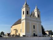Kirche von Winden am See